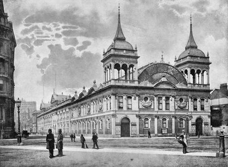 Long-Gone Westminster: The Royal Aquarium