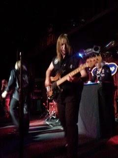 The first time I saw Uriah Heep, BB Kings New York City, November 14, 2012