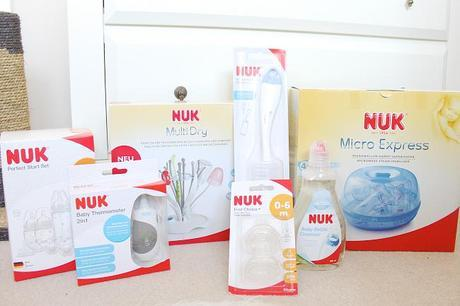 NUK baby products, NUK
