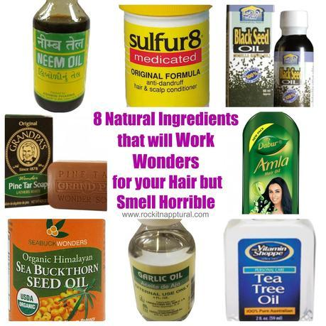 image result for natural ingredients that stink