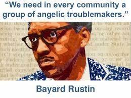 Quote for Day: Bayard Rustin on How Laws Permitting Discrimination Threaten Everyone, Not Just Targeted Minorities