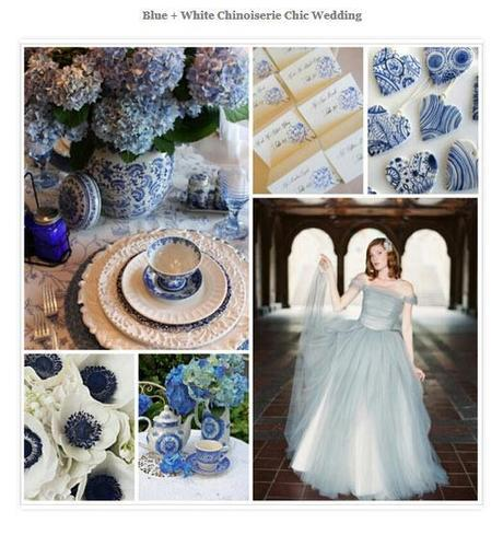 Chinoiserie is One of the Top Wedding Trends This Year
