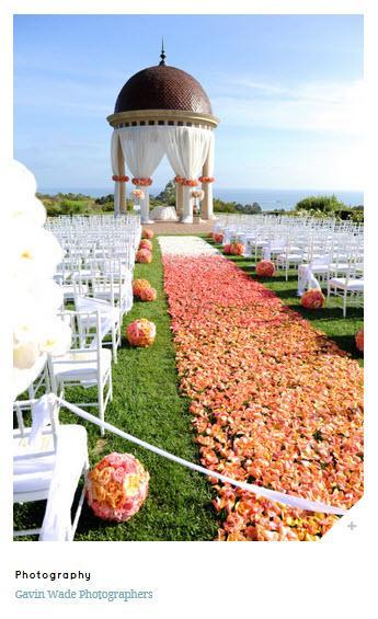 Ombre is one of the Top Wedding Trends of the Year