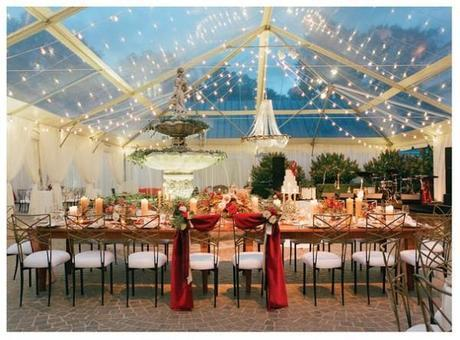 Bringing the Outdoors in is a Top Wedding Planning Tip