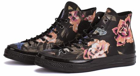 Black Roses:  Converse First String Chuck Taylor 1970