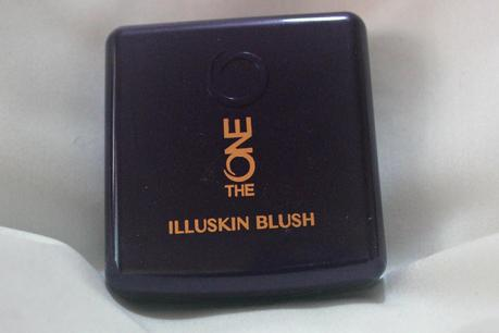 Oriflame The ONE Illuskin Blush- Luminous Peach: Review & Swatch