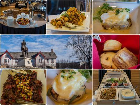 Best Brunches in Calgary - Fort Calgary