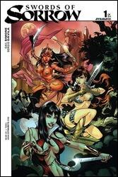 Swords of Sorrow #1 Cover C - Lupacchino