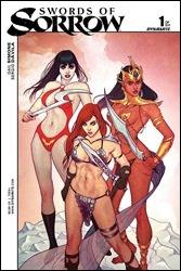 Swords of Sorrow #1 Cover B - Frison