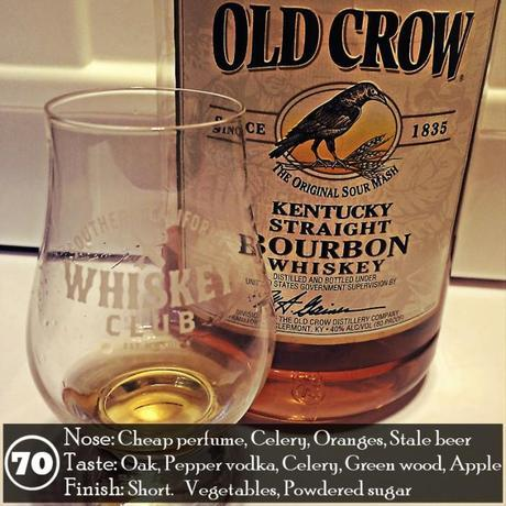 Old Crow Jug Review