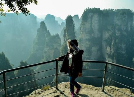 Avatar Mountains, Travel from Changsha to Zhangjiajie