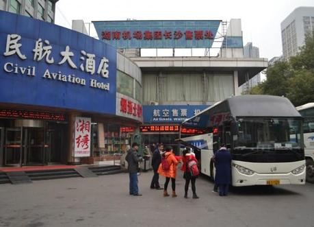 Civil Aviation Hotel, Travel from Changsha to Zhangjiajie
