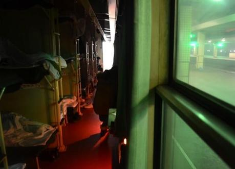 Hard Sleeper Train, Long Distance Travel in China Beginners