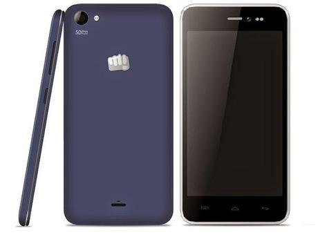 Micromax Canvas Pep Q371 - Specification and Price
