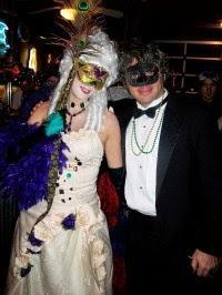 The Original Design... Marriage and Mardi Gras