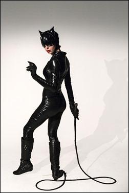 HJ Steele as Catwoman (Photo by Chad Scheuneman - retouching by Player 2 Photography)
