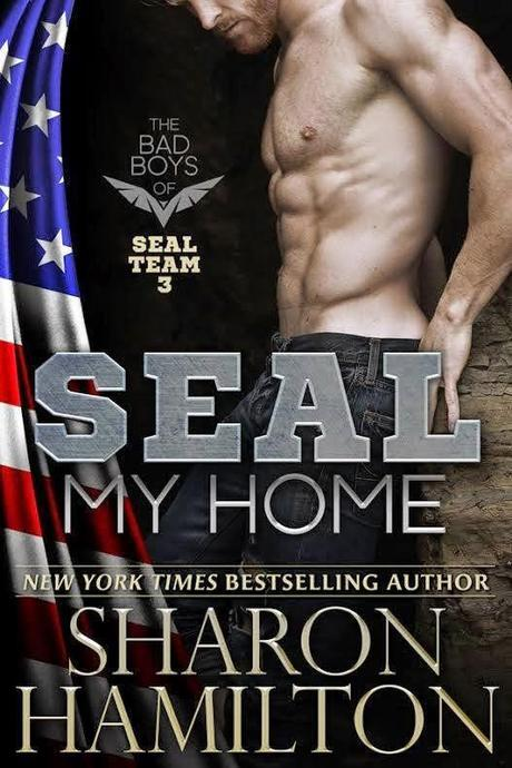 SEAL  My Home by Sharon Hamilton Cover Reveal Blitz