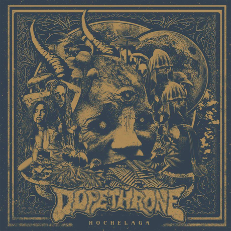 DOPETHRONE Takeover Cvlt Nation with Their Mental Video
