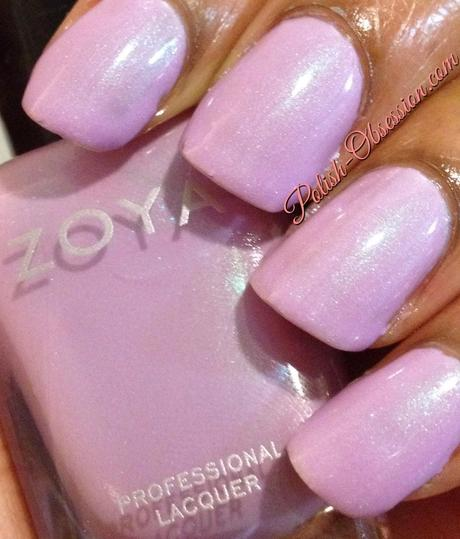 Zoya Delight - Swatches & Review