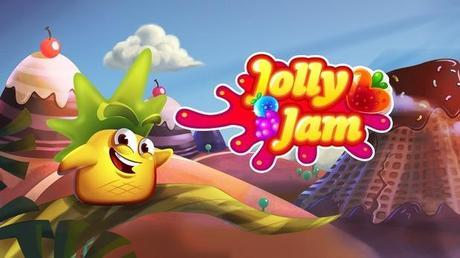 Jolly Jam is a new mobile game from Rovio