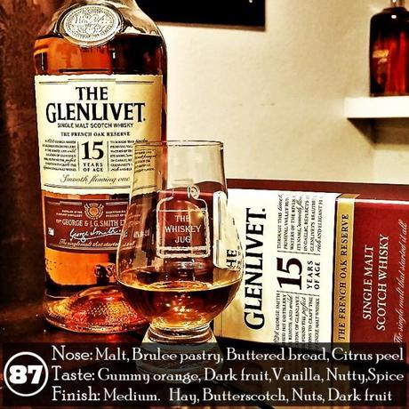 Glenlivet 15 years Review