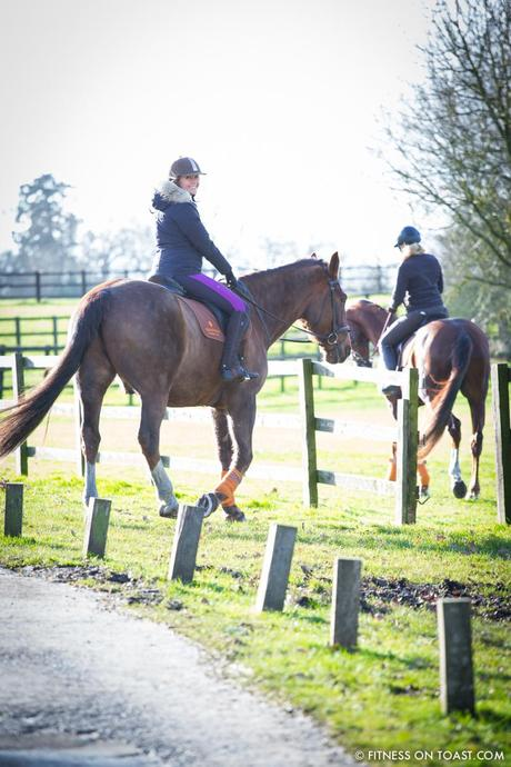 Fitness On Toast Faya Blog Girl Healthy Workout Idea Riding Coworth Park Equestrian Center Horse Fit Health Calorie Burn Muscle Tone Benefits of Riding-9
