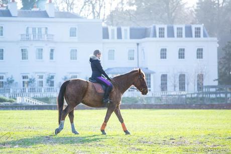 Fitness On Toast Faya Blog Girl Healthy Workout Idea Riding Coworth Park Equestrian Center Horse Fit Health Calorie Burn Muscle Tone Benefits of Riding-11