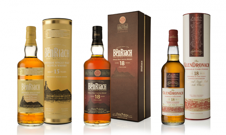 BenRiach New Releases 2015