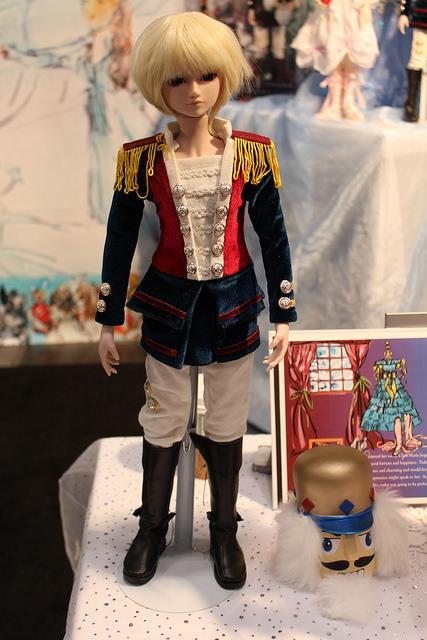 Toy Fair 2015- My Ballerina Dolls (Nutcracker)