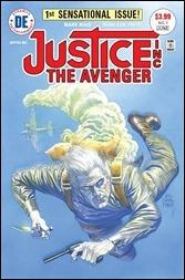 Justice, Inc.: The Avenger #1 Cover - Ross