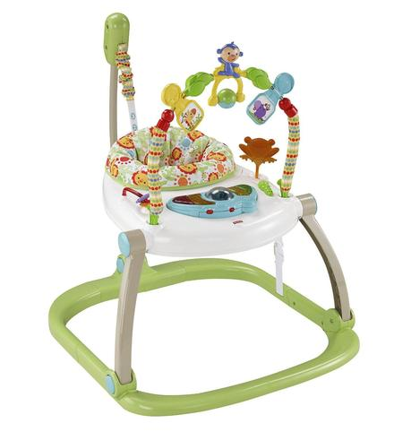 Fisher Price Rainforest Spacesaver Jumperoo