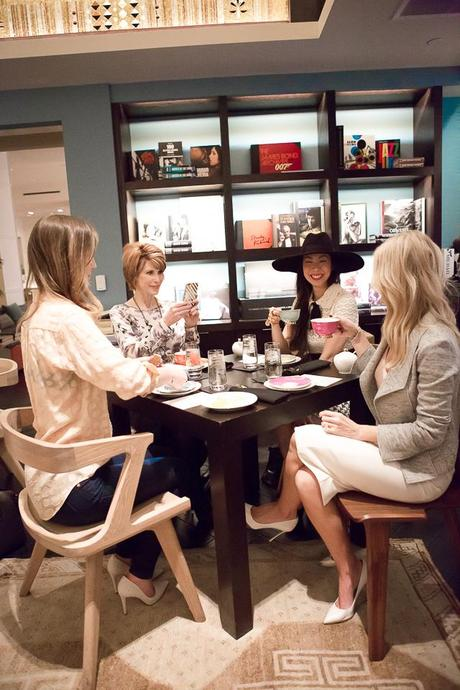CHIC AT EVERY AGE - TEA AT THE JOULE