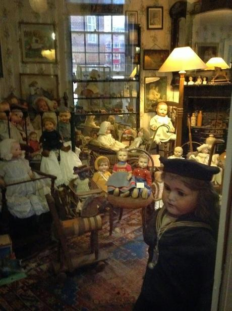 The Best Museums In #London No.13: Pollock's Toy Museum @pollockstrust