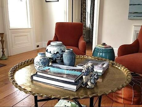 Project Design- Style Your Coffee Table!
