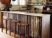 Corrugated Metal Home Interiors Heavy Versus Classical