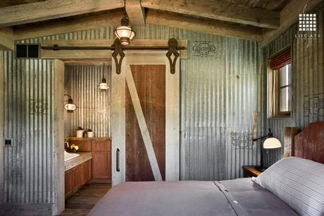 Corrugated Metal for Home Interiors - Heavy Metal Versus Classical