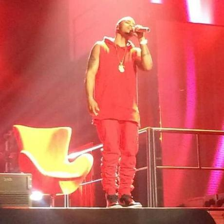 TREY SONGZ BRINGS OUT MEEK MILL IN PHILLY