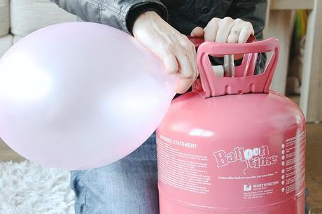 balloon time, helium kit, at home helium kit, gender reveal ideas