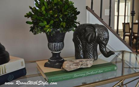 Pineview Elephant Closeup