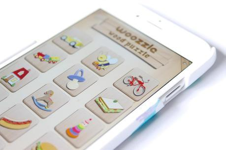 Free App For Toddlers: Woozzle Wood Puzzle