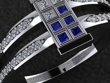 Check This Beautiful DOCTOR TARDIS Ring