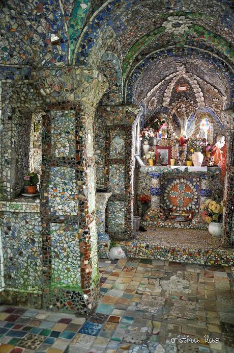 The Little Chapel of Guernsey