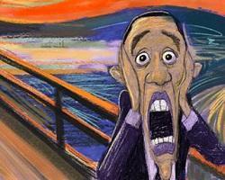 obama scream