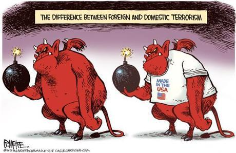 Domestic Terrorism vs Foreign Terrorism