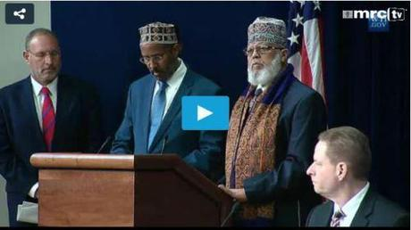 Sheikh Sa'ad Musse Roble at WH summit