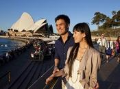 Travel Website Sydney Launched China