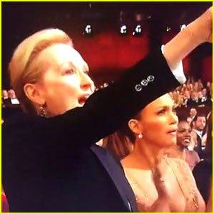 meryl-streep-reaction-to-patricia-arquette-oscars