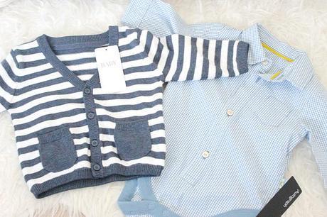 M&S Baby Newborn Essentials Haul