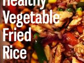 "Savvy's Healthy Vegetable ""Fried"" Rice"