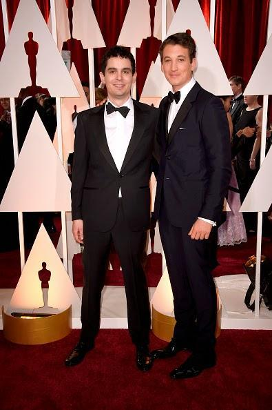 Mens Fashion - Hollywood Actors Seen Wearing Zegna At 8th Annual Academy Awards